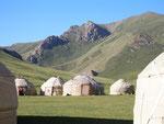 """le campement du """"shepard's life"""" (la vie des troupeaux, autre CBT)"""