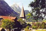 l'église de Saanen