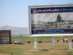 à Soltanieh, le plus grand dôme de briques du monde!