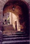 des escaliers d'Allex
