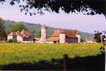 le château de Sillans