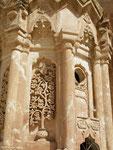la fontaine du palais d'Ishak pacha