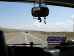 dans le bus Sivas-Sebinkarahisar