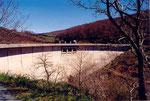 le barrage de Lauzas