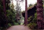 au musée de l'habitat traditionnel des régions de Norvège