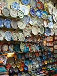 vaisselle d'Istamboul