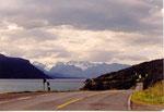 la route côtière