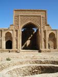 la réserve d'eau de Rabat-i Sharaf