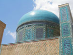 des mausolées timourides du Shah-I-Zinda