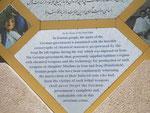 devant l'ambassade d'Allemagne la dénonciation des gaz mortels vendus à Saddam Hussein (Halabja)