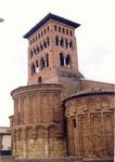 l'église San Tirso de Sahagun