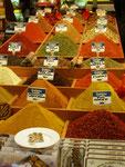les épices d'Istamboul