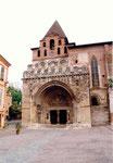 l'église abbatiale de Moissac