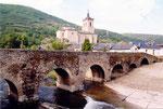 le pont de Molinaseca