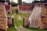 amphithéâtre romain de Martigny: