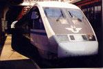 le X2000 suédois