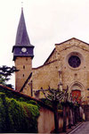 le clocher de Barran