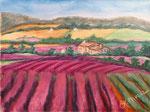 """Provence"" (Pastellkreide) 200.-€"