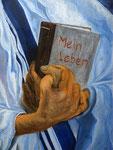 """""""Mein Leben"""" (Pastellkreide) 150.-€"""
