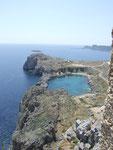 Agios Pavlos Bucht - hier landete der Apostel Paulus einst in einem Sturm