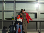 Abflug vom Baden-Airport