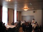 Mittagessen im Hotel Elite in Biel