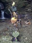 St. Nectan's Waterfall, Cornwall - Wächter zur Ehre allen Lebens