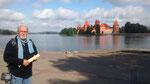 Pays Baltes 2016 Lituanie - Trakaï