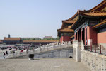 La cité interdite à Pékin, The Forbidden City in Beijing