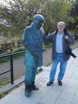 Amérique du Sud 2014 Chili - Valparaiso - Pablo Neruda