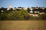 La colline de Teyran