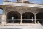 Le fort d'Agra, Inde
