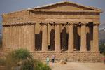 Vallée des temples, Agrigento