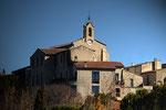 Colline de Teyran, l'église