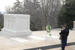 Soldat inconnu Cimetière d'Arlington