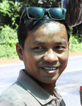 Pisedh Yoeun, guide Siem Reap et Cambodge