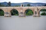 Cordoue, pont romain et noria