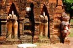Dhammayazaka Pagoda, Bagan