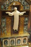 Reliquaire de la Sainte Croix Abbaye d'Orval en Belgique