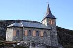 chapelle du Roi Oscar II à Grense Jakobselv