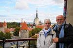 Pays Baltes 2016 Estonnie - Tallinn