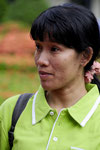 Mlle Kongsinh guide à Vientiane, Laos