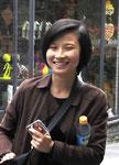 Mle Wu Bei (Rosalie) guide à Chengdu, Chine