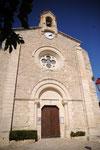 Teyran, l'église