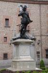 Estatua de Don Alvaro de Bazán