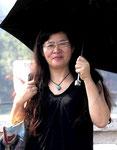 Jiang Shihong guide à Guillin, Chine