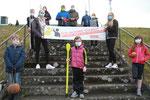 Alexandra Esser (Sportjugend MK, o.l.) besuchte die Kinder und Jugendlichen des Turnverein Wiblingwerde