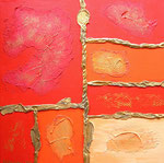 Abstract_ Red! © Pepponi Art