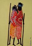 Africa_ Masai Moran © Pepponi Art