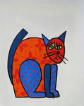 Cat_ Willi the Tomcat © Pepponi Art